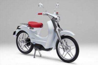 Đánh giá xe máy điện Honda EV-CUB có tốt không, giá bán, nơi mua ưu đãi