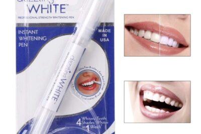 Review bút tẩy trắng răng Dazzling White có tốt không, cách sử dụng