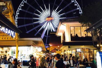 Review chợ đêm Asiatique Bangkok có gì: Điểm checkin, Quán ăn, Chi phí