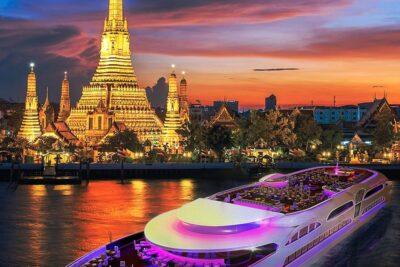 Review sông Chao Phraya Thái Lan: Điểm tham quan, Ăn uống, Chi phí
