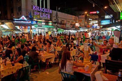 Review phố Tây Khao San có gì: Điểm tham quan, Cách đi, Chi phí
