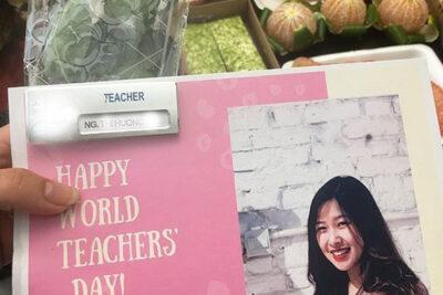 Ngày nhà giáo thế giới tại 14 quốc gia tổ chức khác gì với Việt Nam
