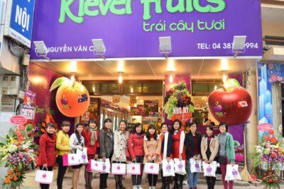 Giỏ quà Klever Fruit 20/11 có gì hấp dẫn, giá bán, nơi mua ưu đãi