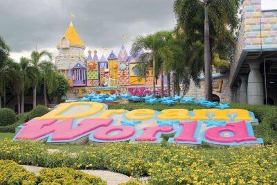 Review công viên Dream World Thái Lan: Giá vé, Địa chỉ, Trò chơi