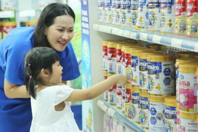 Review sữa Nutifood nguyên kem có tốt không, công dụng, giá bán