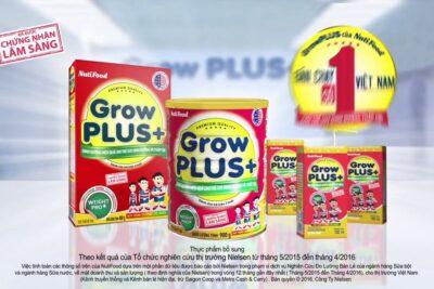 Review sữa Nuti IQ Gold có tốt không, thành phần, giá bán, công dụng