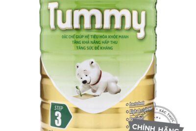 Review sữa Tummy của Nutifood có tốt không, công dụng, giá bao nhiêu