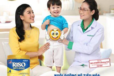 Review sữa Riso Opti Gold có tốt không, công dụng, giá bao nhiêu