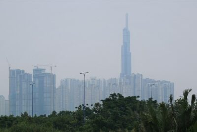 5 biện pháp đối phó với ô nhiễm không khí ở thành phố Hồ Chí Minh