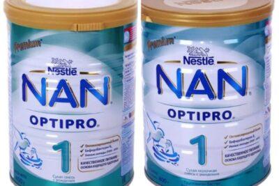 Công thức pha sữa Nan Nga số 1 và cách pha chuẩn đúng tỷ lệ cho bé