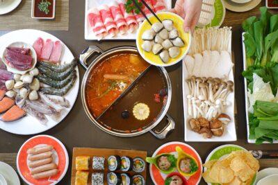 Review menu Kichi Kichi gồm những món gì, có lẩu chay không