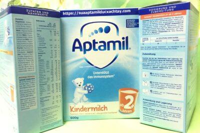 Sữa Aptamil có tăng cân không, nên chọn dòng Anh Đức hay Úc