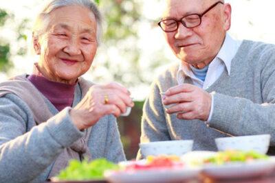 3 bí quyết giúp người Nhật Bản sống lâu và khỏe mạnh