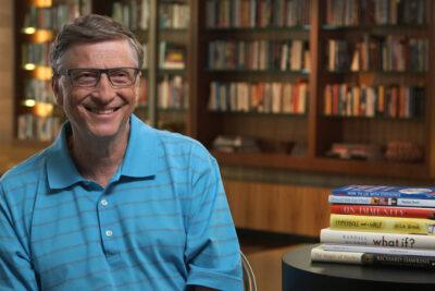 4 quy tắc đọc sách của Bill Gates giúp việc đọc trở lên hiệu quả