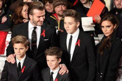 Cách dạy con tính kỷ luật của gia đình David Beckham – Victoria