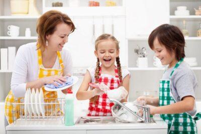 Cách dạy con TỰ LẬP từ nhỏ theo phương pháp của bố mẹ Mỹ