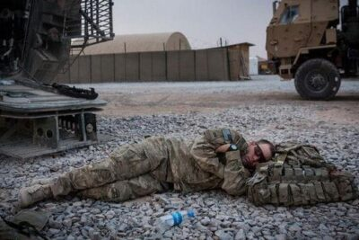 Cách để ngủ nhanh trong 2 phút của quân đội Mỹ