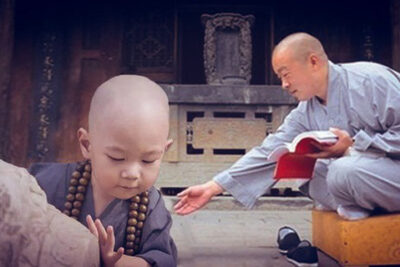 Câu chuyện tiểu hòa thượng bán đá và bài học về giá trị bản thân