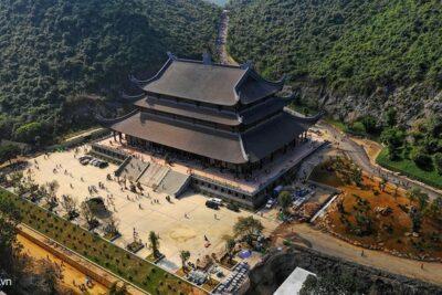 Chùa Tam Chúc ở đâu? Kinh nghiệm đi lễ chùa Tam Chúc đầu xuân
