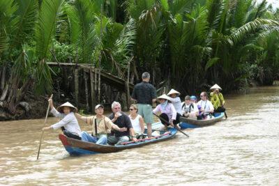Chuyện dì Nhung làm resort cao cấp cho Tây ở làng quê Nam Bộ