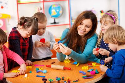 Làm thế nào để trở thành một giáo viên mầm non tốt?