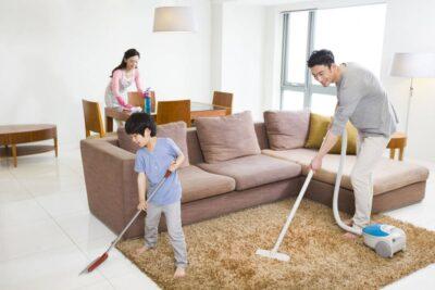 Làm việc nhà là cách để rèn sự CHUYÊN TÂM và tăng tính SÁNG TẠO