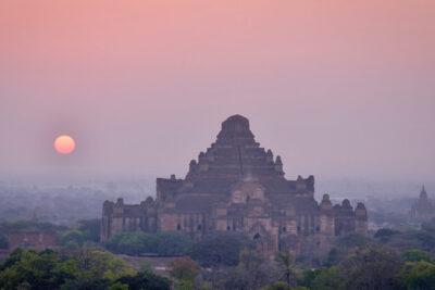 Tuổi Trẻ Phải Ít Nhất Một Lần Ngắm Bình Minh Bagan