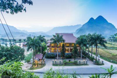 7 khu nghỉ dưỡng gần Hà Nội đẹp có chỗ chơi cho trẻ em