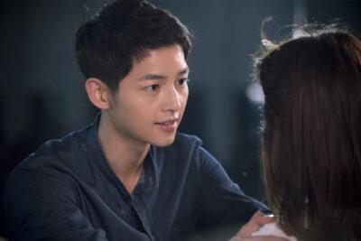 Bí quyết để phái mạnh có làn da mịn màng như Song Joong Ki