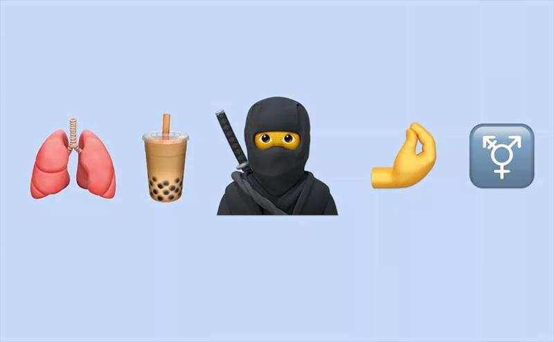 Android và iOS sắp có thêm 117 biểu tượng cảm xúc emoji mới